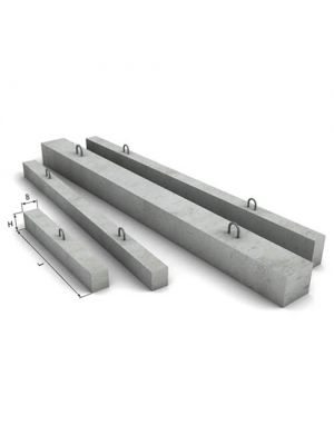 Перемычка брусковая 9ПБ 27-8-п (бетонная, железобетонная)