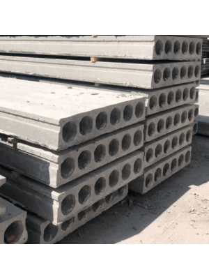 Пустотные плиты перекрытия ПК 90-15-8 (9м)