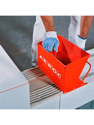 Каретка Aeroc Березань для кладки газоблока