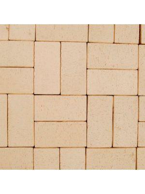 Брусчатка Жемчуг Пв1 М450 полнотелая БрукКерам, 45 мм