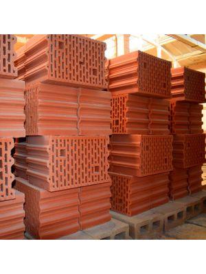 Керамический блок Теплокерам 38 (380х250х238 мм) Керамейя