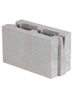 Керамзитобетонный блок перегородочный 115х188х249 Ковальская