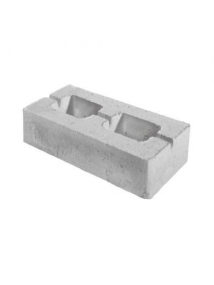 Шлакоблок бетонный перегородочный 115х65х249