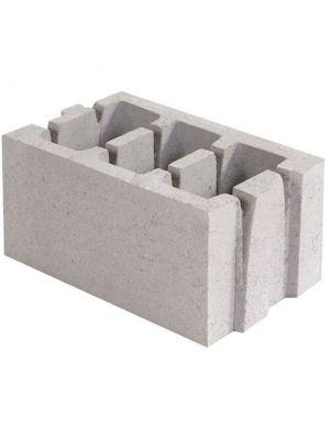 Керамзитобетонный блок стеновой 250х188х400 СБ-ПР 40.25.20 50/850 Ковальская