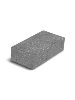 Тротуарна плитка-цегла Перли (200х100х60) Золотий Мандарин