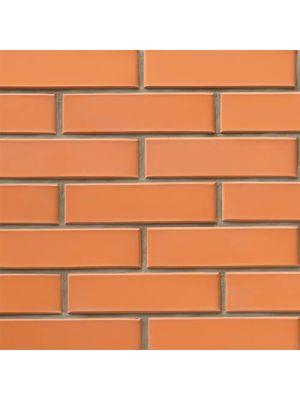 Кирпич СБК-Ромны Желтый Абрикосовый (Ж2) Полуторная половинка (250х65х88мм)