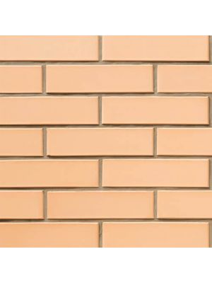 Кирпич СБК-Ромны Желтый Соломенный (Ж0) Британский (215х102,5х65мм)