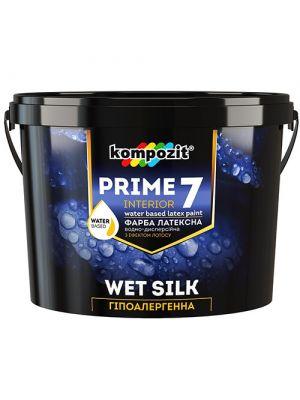 Краска интерьерная PRIME Kompozit, 9 л