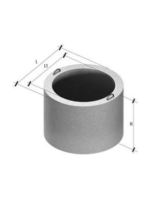 Бетонное кольцо для колодцев КС 15.6