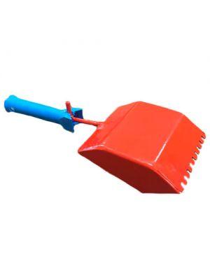 Ковш для кладки газоблока 150 мм ТРВ