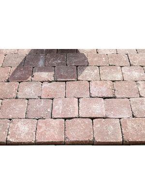 Тротуарная плитка Креатив Красный 60мм Золотой Мандарин