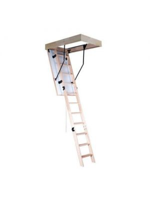 Лестница чердачная LONG TERMO S Oman 120х60х335 см