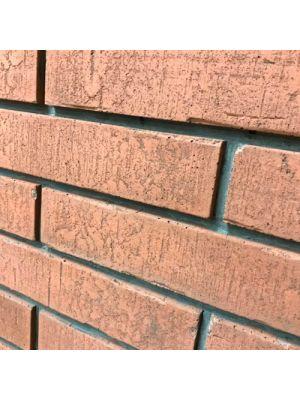 Облицювальний камінь Леванто Золотий Мандарин россо колор кутовий елемент (декоративний камінь)