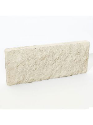 Цокольна плитка Літос Білий (тонка цегла)