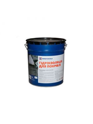 Мастика гідроізоляція для покрівлі Sweetondale ТЕХНОНІКОЛЬ 17 кг