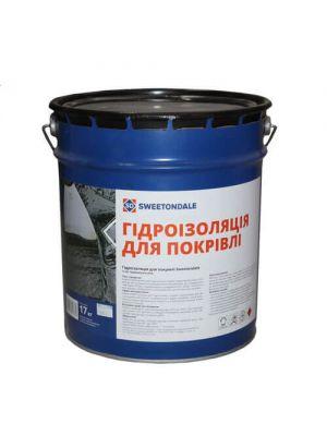 Мастика гидроизоляция для кровли Sweetondale ТЕХНОНИКОЛЬ 17 кг