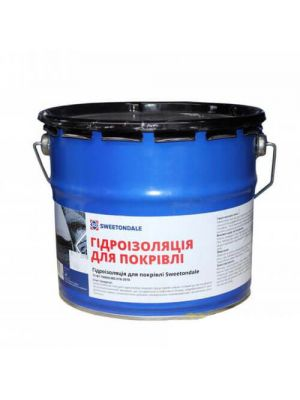 Мастика гидроизоляция для кровли Sweetondale ТЕХНОНИКОЛЬ 9 кг
