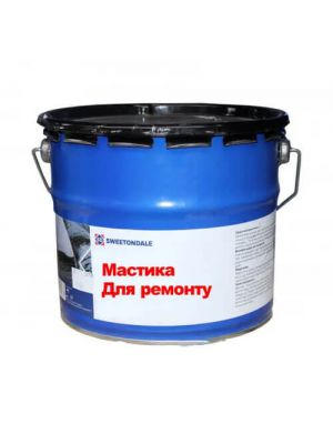 Мастика ремонт і приклеювання Sweetondale ТЕХНОНІКОЛЬ 17 кг