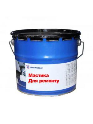Мастика ремонт и приклеивание Sweetondale ТЕХНОНИКОЛЬ 9 кг