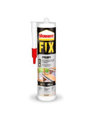 Клей монтажный Момент Profi Fix (жидкие гвозди) 392 г