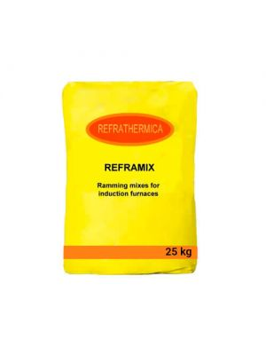 Огнеупорная масса Refracure 80А пластичная