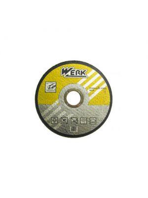 Отрезной круг по металлу WERK 125х1,2х22,2