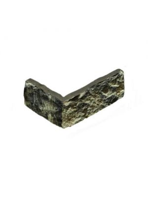 Облицовочный камень Палермо дакота угловой элемент Золотой Мандарин (декоративный камень)