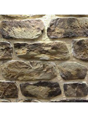 Облицовочный камень Палермо онтарио угловой элемент Золотой Мандарин (декоративный камень)