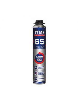 Профессиональная пена GUN B3 TYTAN O2 65, 750мл (до 65 литров)