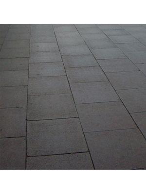 Плита тротуарная 600х600 мм черная уличная Золотой Мандарин