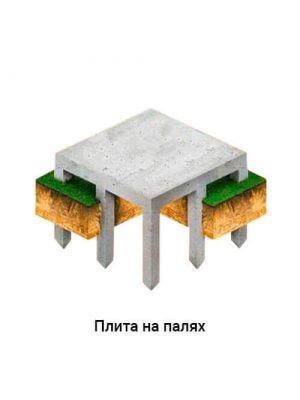 Палі 5м (250х250) С 50.25-3 залізобетонні