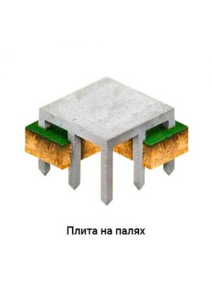 Палі 3м (250х250) С 30.25-3 залізобетонні