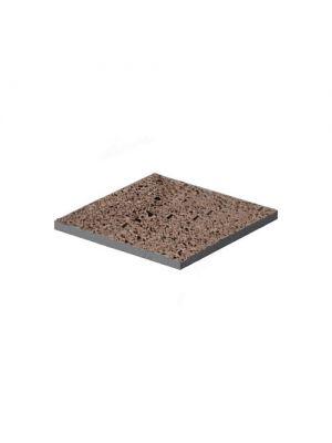 Плита полированная под гранит аризона 20мм Золотой Мандарин