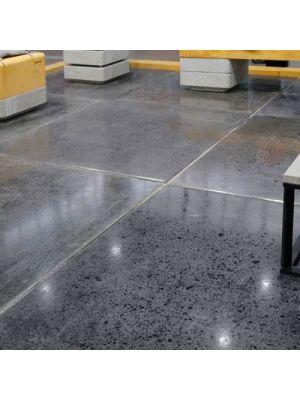 Бетонная тротуарная плита 1500х1500 полированная (под камень) Золотой Мандарин