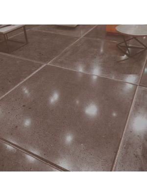 Бетонная тротуарная плита 1500х1500 танзания полированная (под камень) Золотой Мандарин