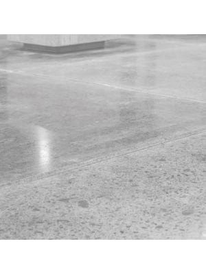 Бетонная тротуарная плита 1500х1500 ваниль полированная (под камень) Золотой Мандарин
