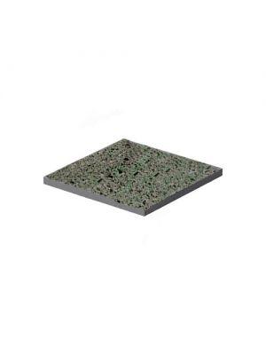 Плита полированная под гранит (оливия) 20мм Золотой Мандарин