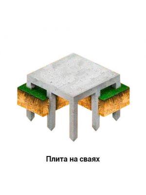Сваи 4м (200х200) С 40.20-3 железобетонные