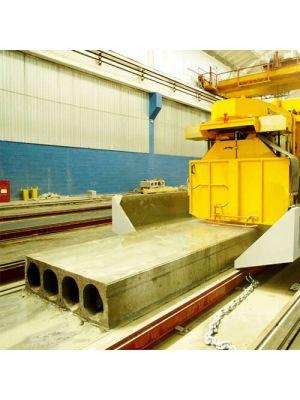 Экструдерные плиты перекрытия ПБ 38.11.22-8К3в(Н2) петли