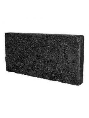 Цокольная плитка ТРВ Скала черная