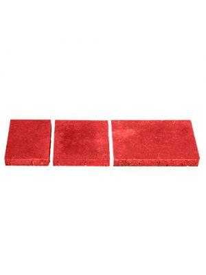 Тротуарная плитка Модерн Красный