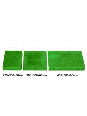 Тротуарная плитка Модерн Зеленая