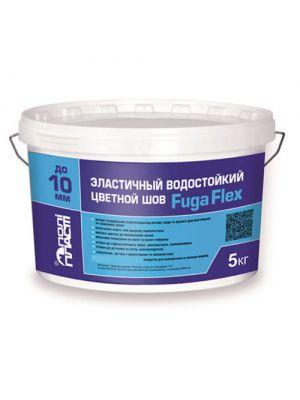 Полипласт FUGA FLEX Эластичный водостойкий цветной шов