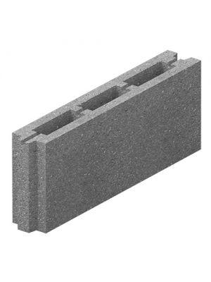 Стеновой бетонный блок простеночный 80х190х500 Золотой Мандарин