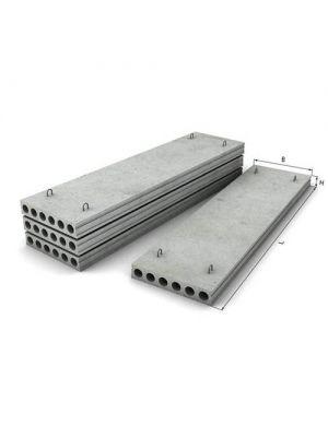 Пустотна плита перекриття ПК 35-12-12.5 (3 м - 3,5 м)