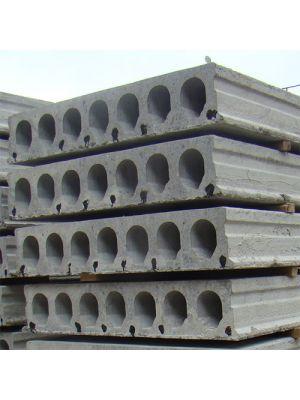 Пустотная плита перекрытия ПК 63-12-12.5 (6 м - 6,3 м)