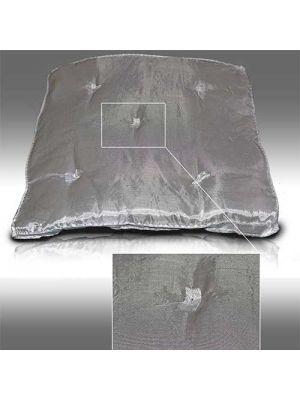 Маты звукопоглощающие базальтовые БЗМ в оболочке из кремнеземной ткани