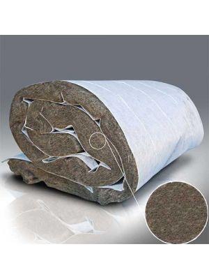 Маты минераловатные прошивные ММПС в обкладке из стеклохолста