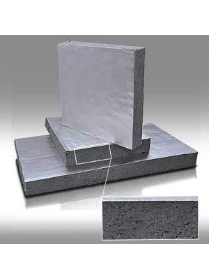 Плиты жесткие теплоизоляционные фольгированные ПЖТЗ 1180х850х14 из базальтового волокна