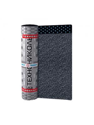 Еврорубероид Техноэласт ЭКП 5.3, сланец серый, ТЕХНОНИКОЛЬ, 10м2 (рубероид)